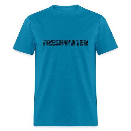 Freshwater Black - Men's T-Shirt