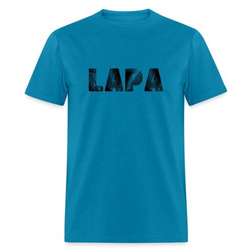 Lapa Black - Men's T-Shirt