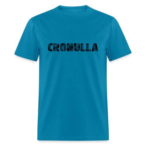 Cronulla Black - Men's T-Shirt