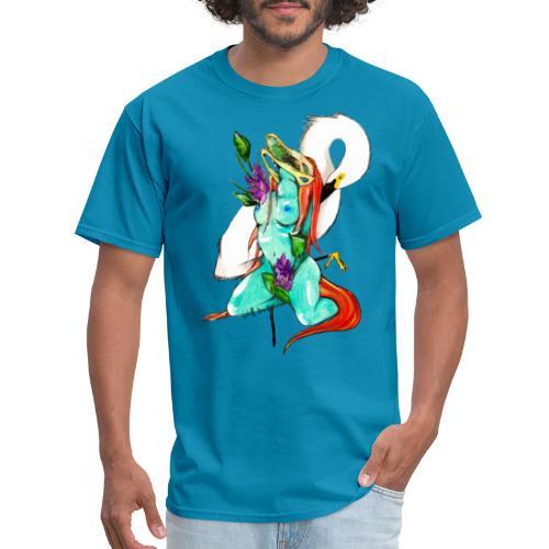 Queen of the Bayou (Uncensored) - Men's T-Shirt
