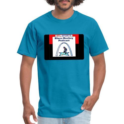 Blues Hockey Podcast - 16 Bit - Men's T-Shirt