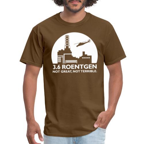 3.6 Roentgen - Men's T-Shirt