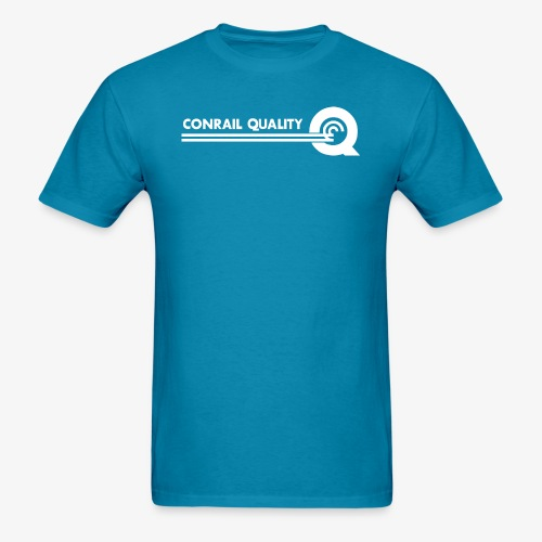 Conrail Quality - Men's T-Shirt
