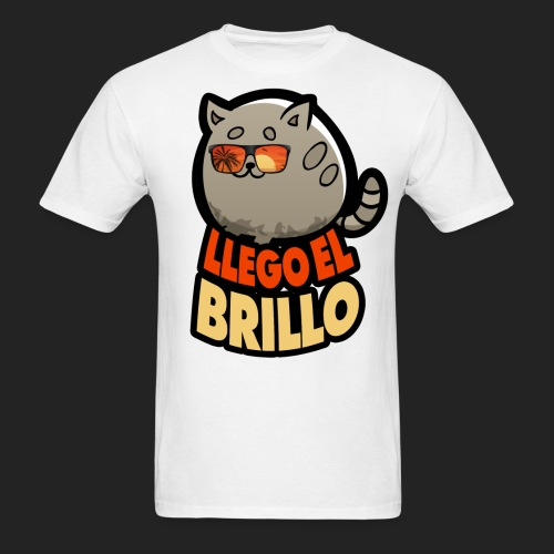 Llego el brillo - Men's T-Shirt