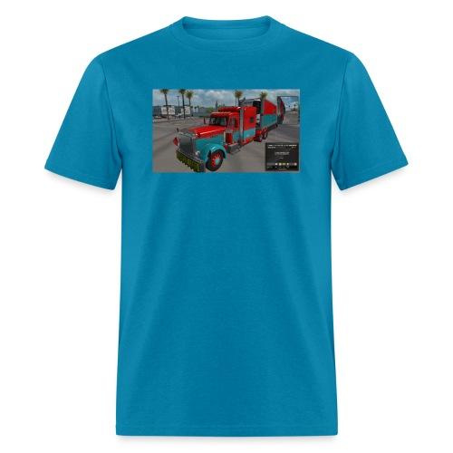 VIRTUAL TRUCKING COMPANY - Men's T-Shirt