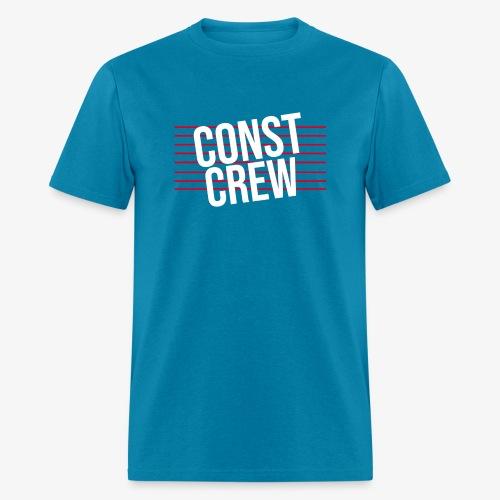 Const Crew - Men's T-Shirt