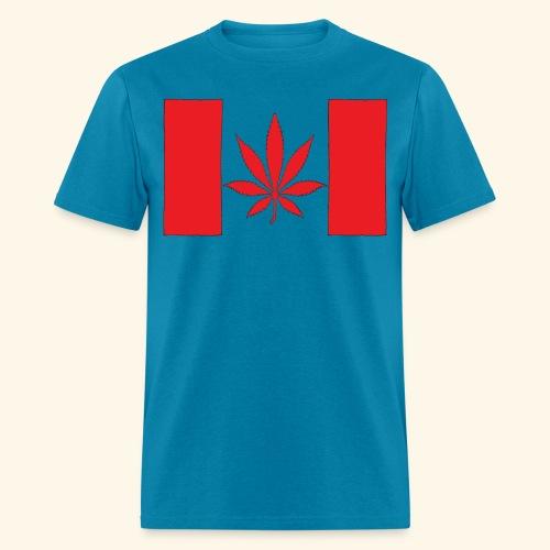 Canada's flag - Men's T-Shirt
