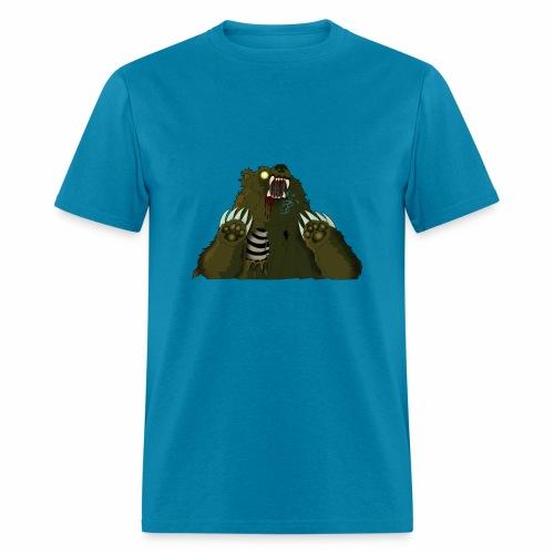 Big Bad Zombie Bear - Men's T-Shirt