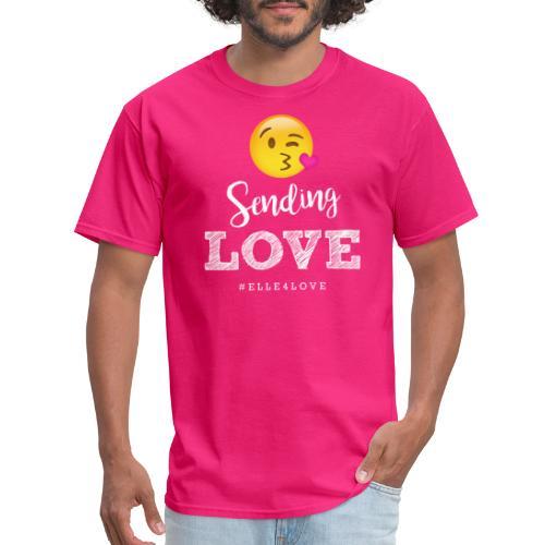 Sending Love - Men's T-Shirt