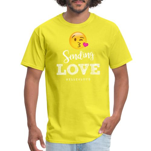 Sending Love - Men's T-Shirt