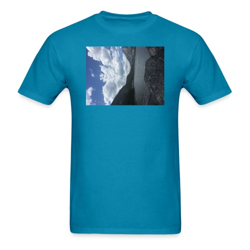 road to one thousand - Men's T-Shirt