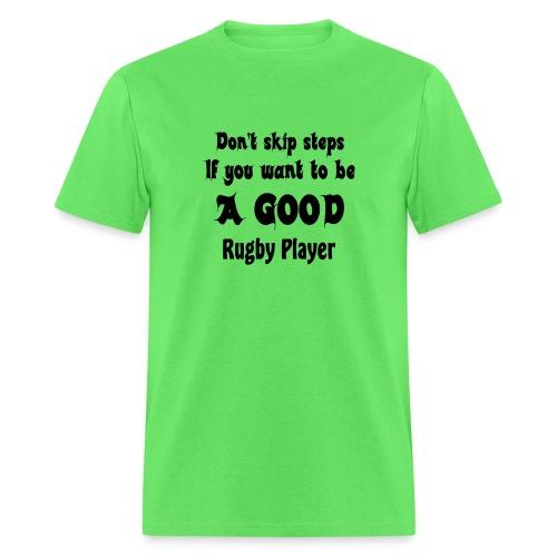 Don't skip - Men's T-Shirt
