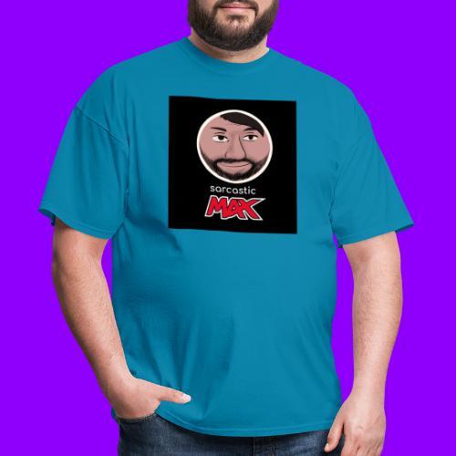 SarcasticMax cola beverage replacement label - Men's T-Shirt