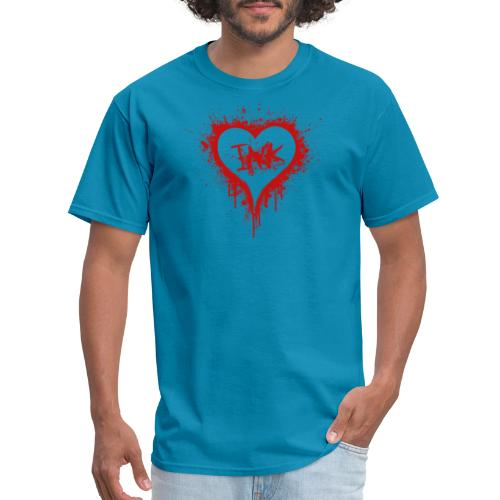 I Love Ink_red - Men's T-Shirt