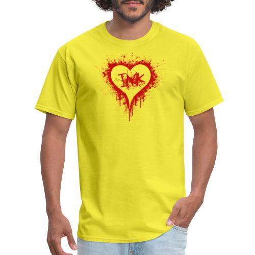I Love Ink_red - Men's T-Shirt