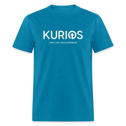 Kurios Classic Logo (White) - Men's T-Shirt