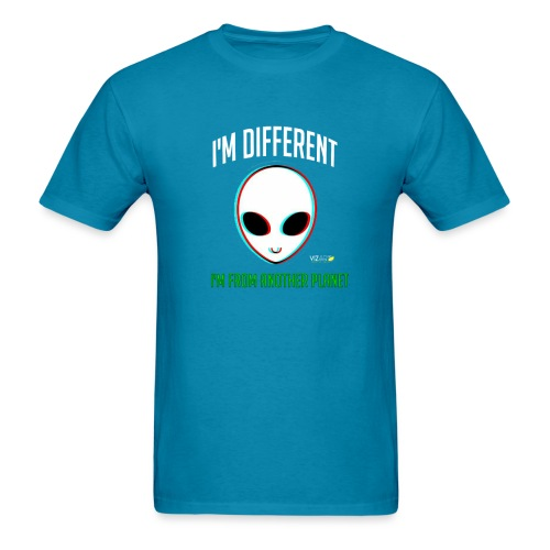 I'm different - Men's T-Shirt