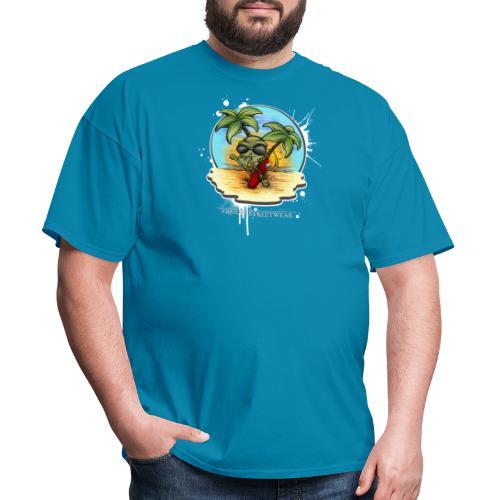 let's have a safe surf home - Men's T-Shirt