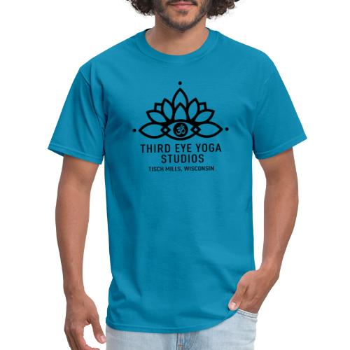 Third Eye Yoga Studios, LLC Logo - Men's T-Shirt