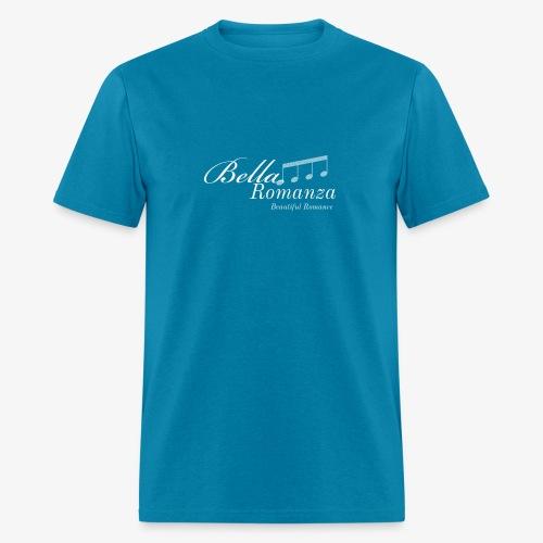 """""""BELLA ROMANZA"""" Concert Tour Claudia Santiago - Men's T-Shirt"""