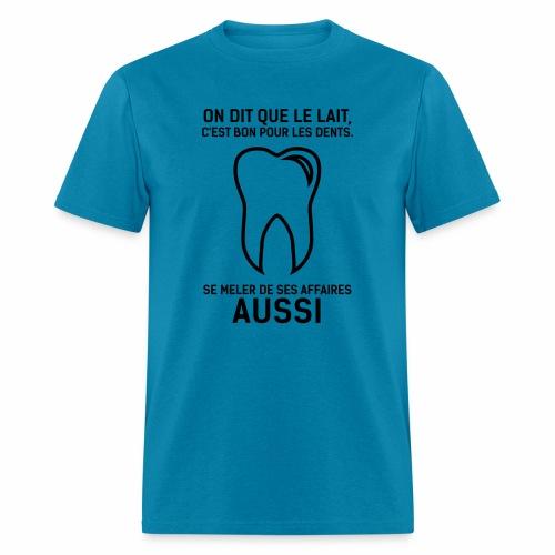 dent - Men's T-Shirt