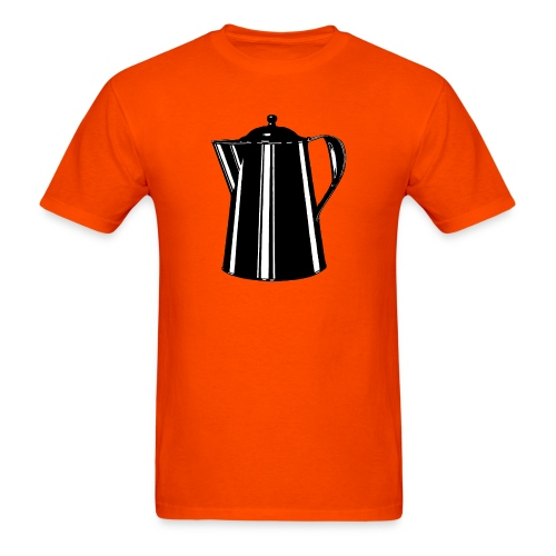 Coffee Pot - Men's T-Shirt
