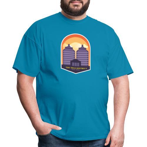 The Silos in Waco - Men's T-Shirt