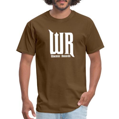 Wachler Records Light Logo - Men's T-Shirt
