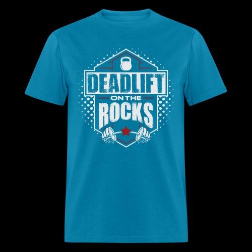 Crossfit Does Deadlifts Too - Men's T-Shirt