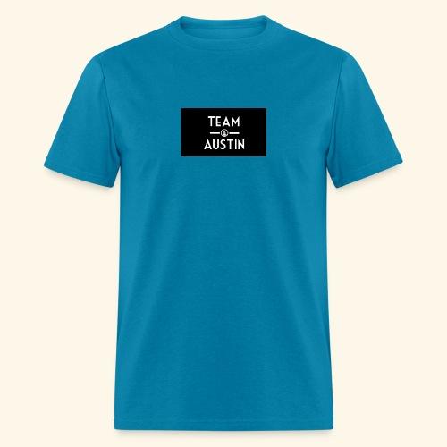 Team Austin Youtube Fan Base - Men's T-Shirt