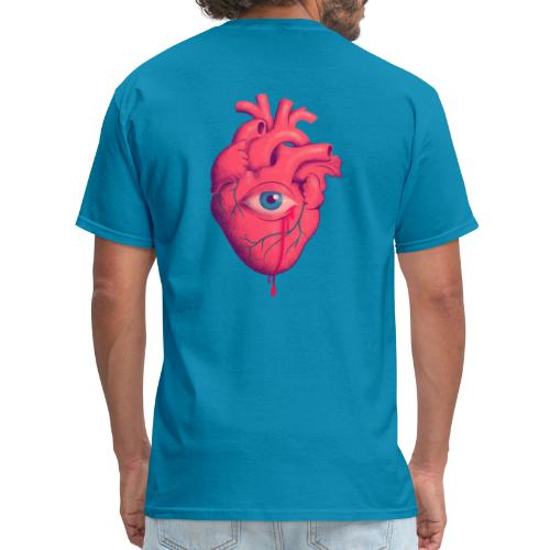 EYE HEART - Men's T-Shirt