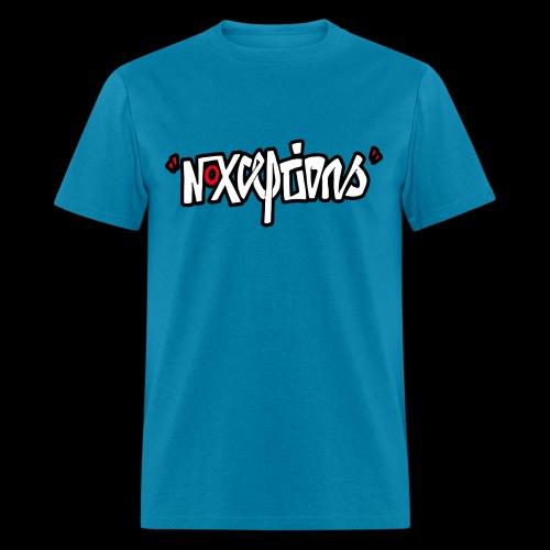 Classic NoXceptions - Men's T-Shirt