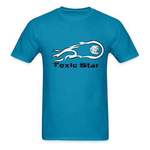 ToxicStar - Men's T-Shirt