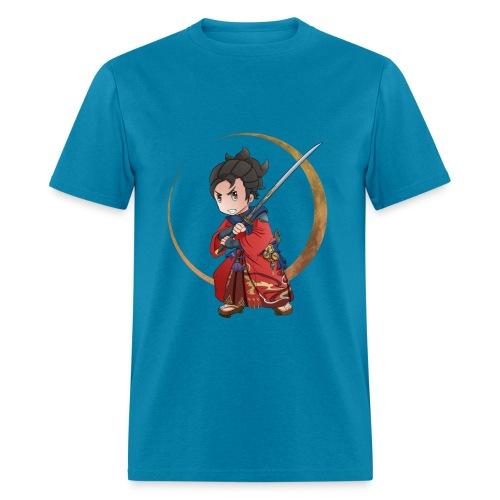 Chibi Samurai 1 - Men's T-Shirt