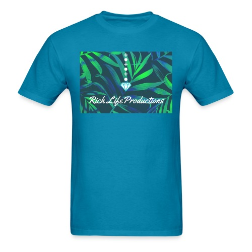 Rich Life Designer Wear - Men's T-Shirt