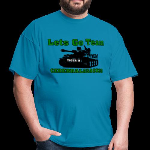 LETS GO TEAM - Men's T-Shirt