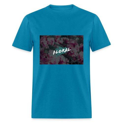 So Floral - Men's T-Shirt