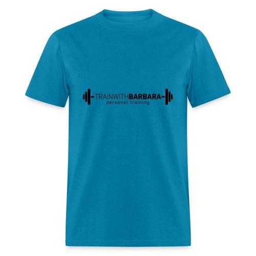 TWB Black Logo - Men's T-Shirt