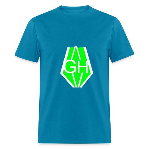 Greenhusky symbol - Men's T-Shirt