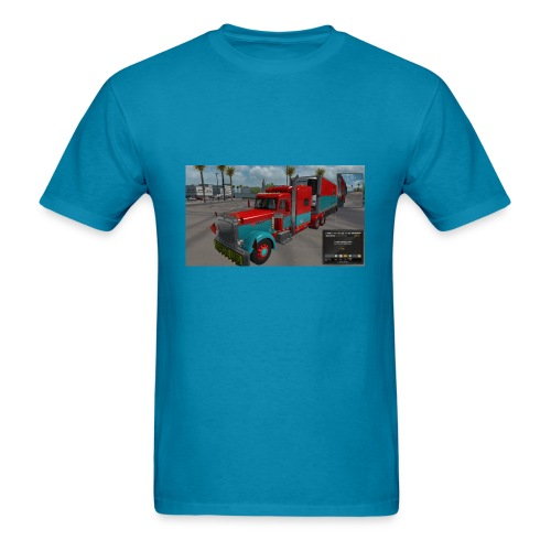VIRTUAL TRUCKING COMPANY - Men's T-Shirt