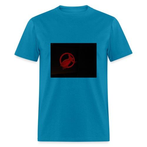 Catching fire - Men's T-Shirt