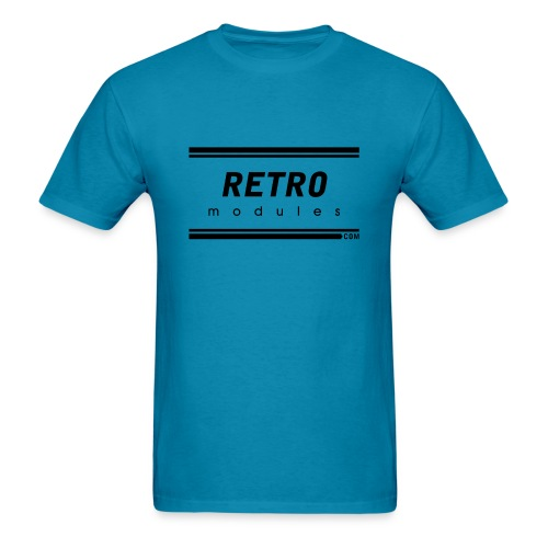 Retro Modules - Men's T-Shirt