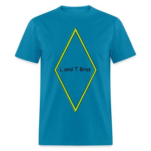 L and T Bros Shirt - Men's T-Shirt
