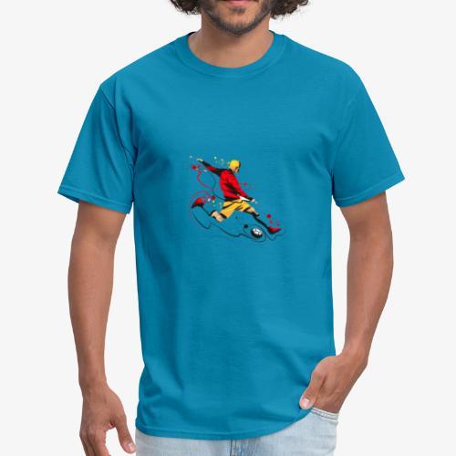 Soccer shirt design - Men's T-Shirt