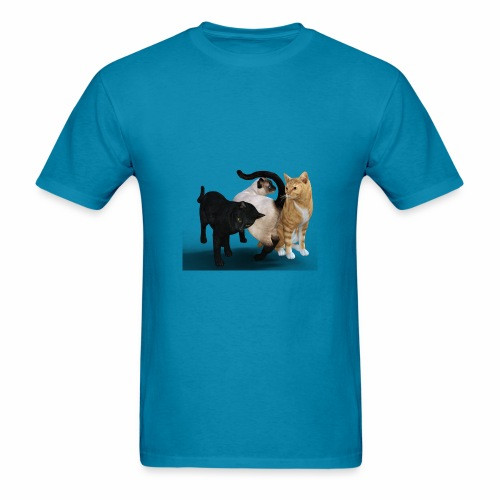 Do You Like Pet/Cat? - Men's T-Shirt