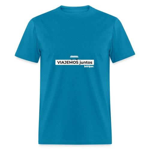 Intriper -Viajemos juntos - Men's T-Shirt