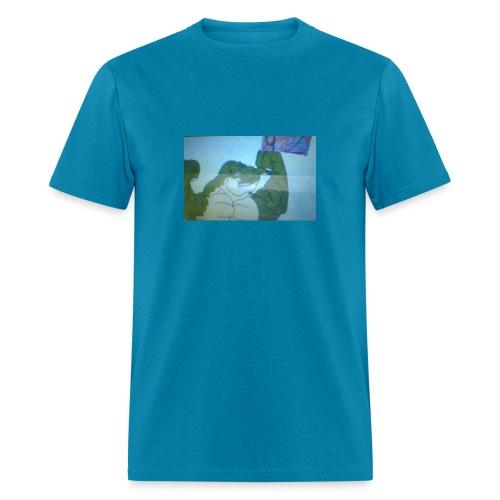 t flex with channel 92 news - Men's T-Shirt