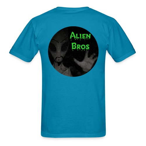 Alien Bros The Truth Is Out There! - Men's T-Shirt