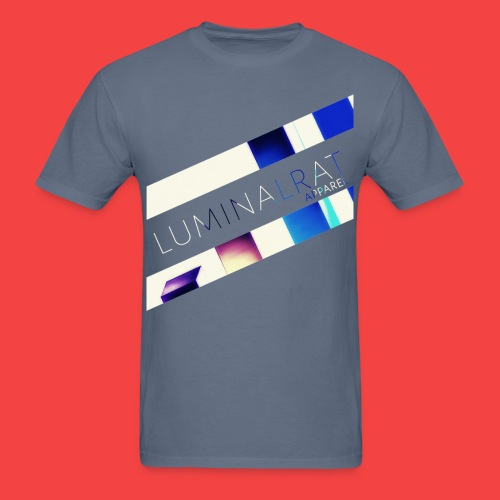Bar Graph - Men's T-Shirt
