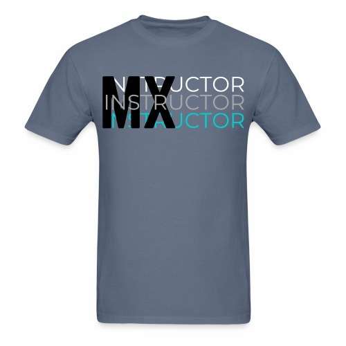 MX Gym Minimal Hat 1 - Men's T-Shirt